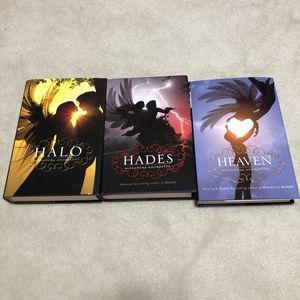 Halo Book Series